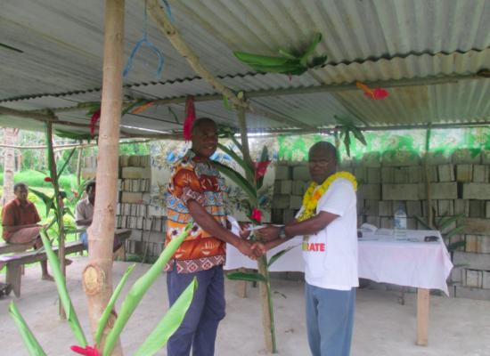 Vanuatu Cyclone Relief