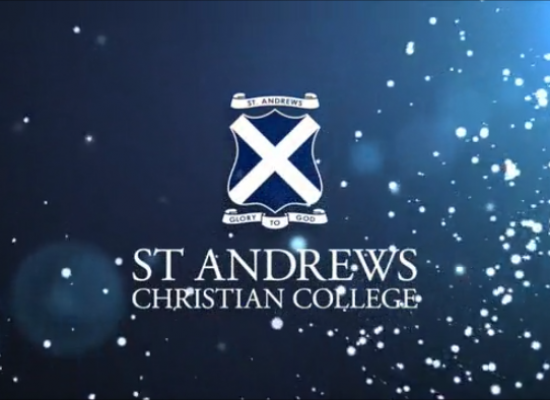 St Andrews Christian College Board – March 2018 Meeting