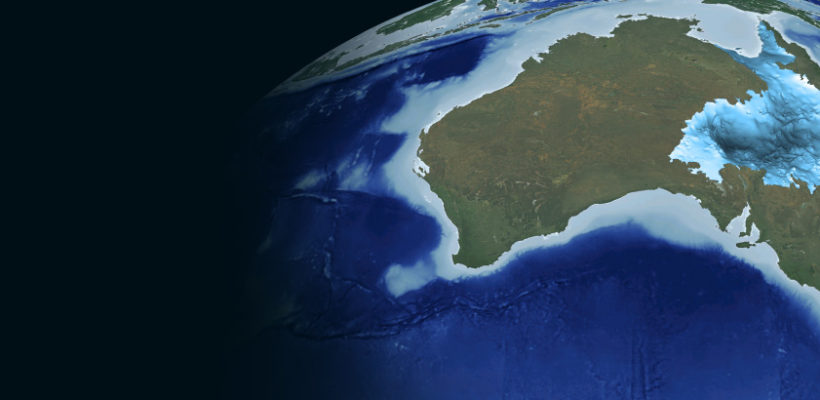 Milestone event at Geoscience Australia's Education Centre