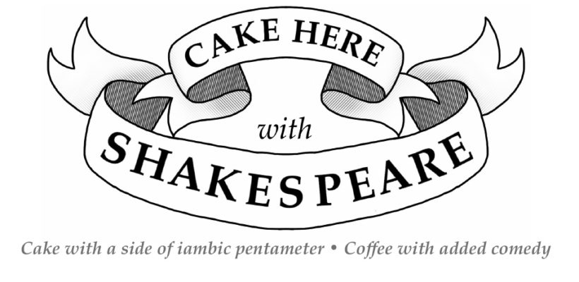 Cake Here With Shakespeare