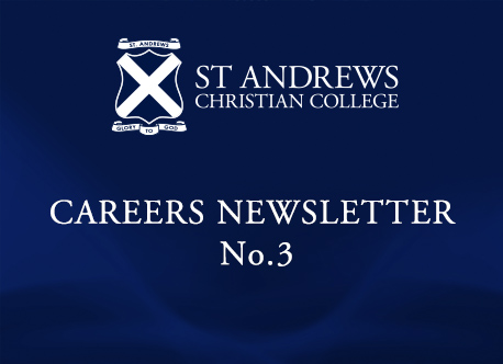 Careers Newsletter No. 3