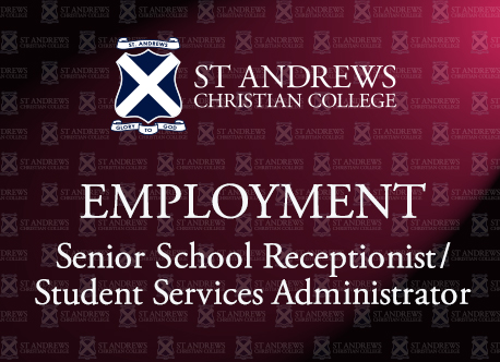 Senior School Receptionist/Administrator