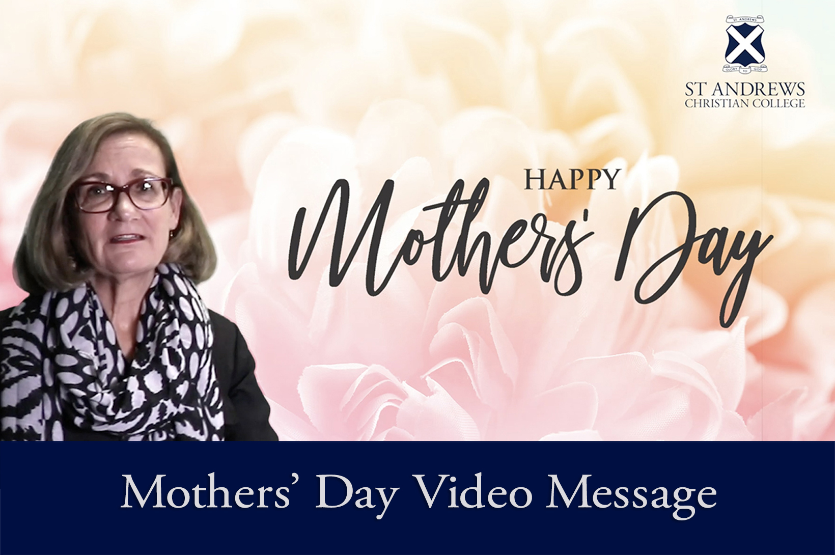 Mothers' Day Message