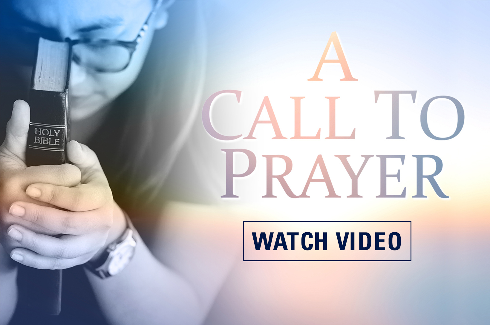 'A Call to Prayer'