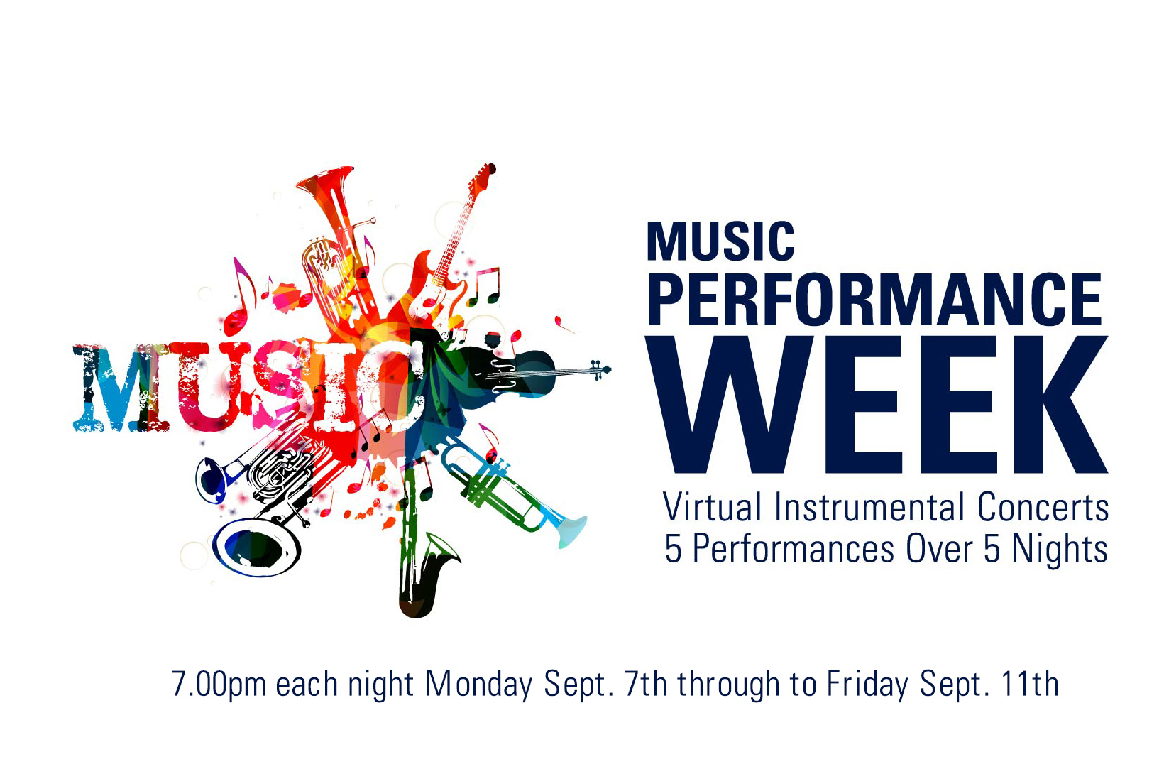 Music Performance Week