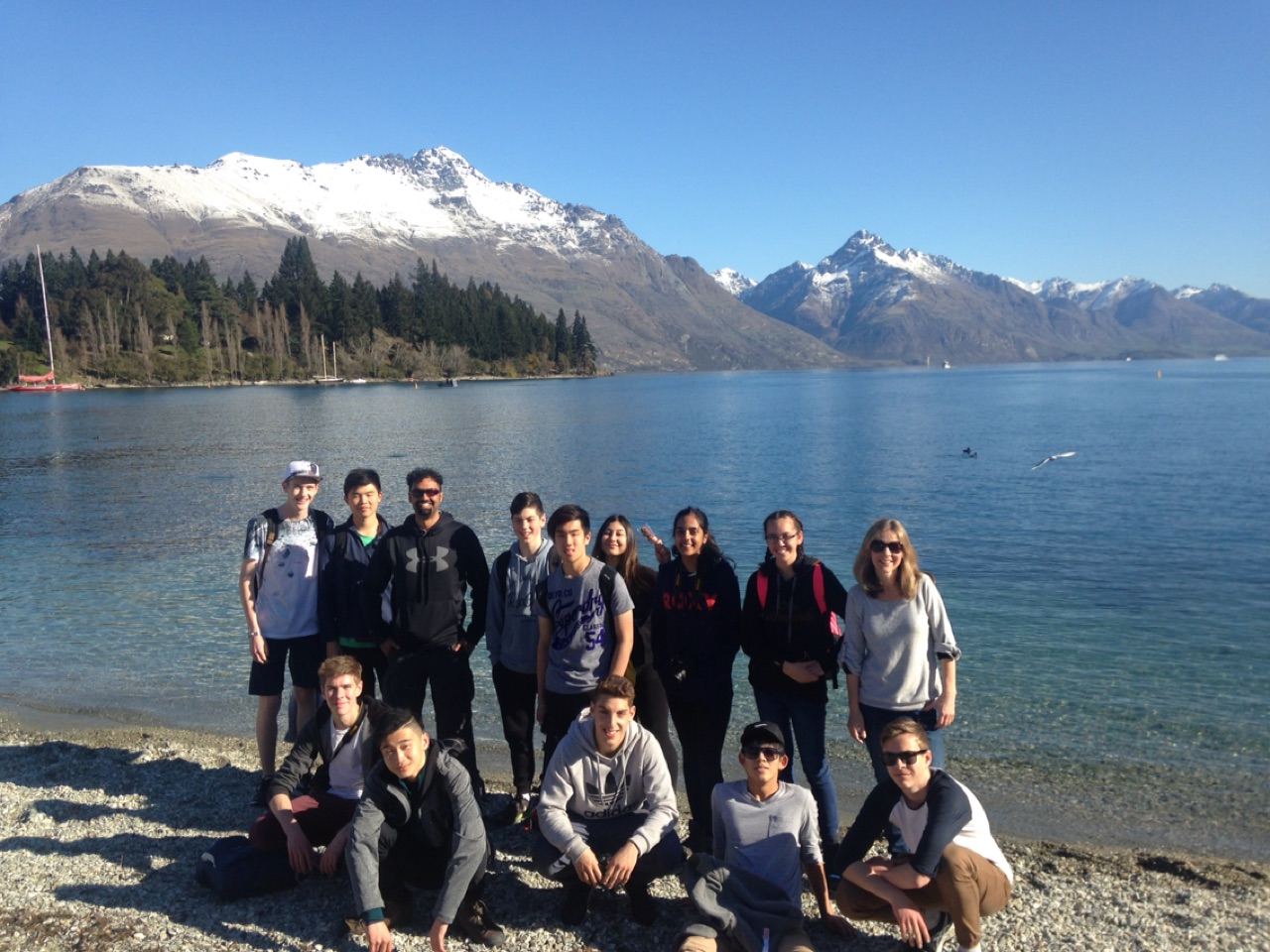 Duke of Edinburgh Silver Expedition – New Zealand Trip