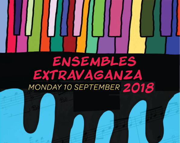 Ensembles Extravaganza – 10th September 2018