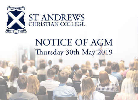 Notice of Annual General Meeting