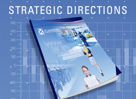 2019-2021 STRATEGIC DIRECTIONS